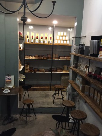 SaiGon Coffee Roastery: Somthing new !