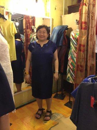 Gia Huy Silk Tailor Shop: Silk dress.