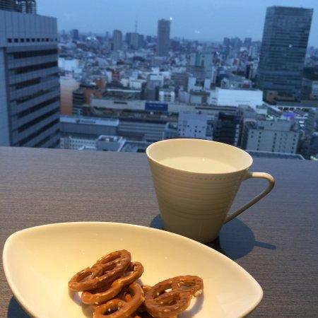 Keio Plaza Hotel Tokyo Photo
