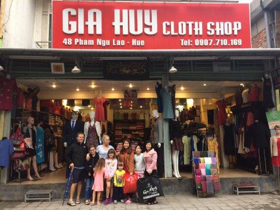 Gia Huy Silk Tailor Shop