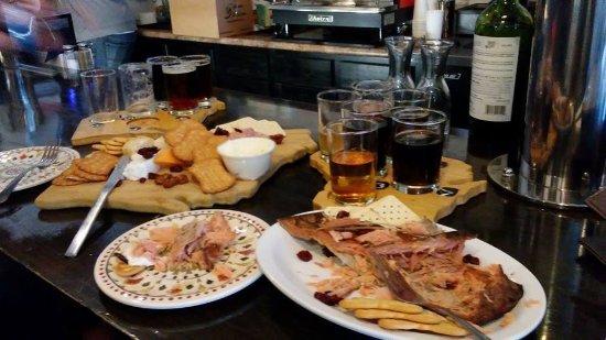 Ripon, WI: Beer, Food, YUMMO! People,GREAT!!!
