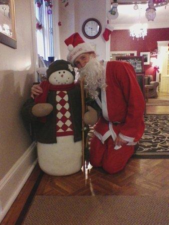Adam's Inn: Christmas decoration s