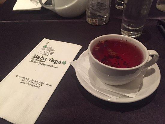 Baba Yaga: Чай оказался вкусным