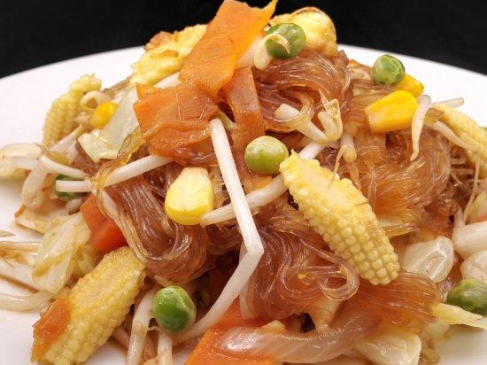 DD Fusion Food & Homestay: (thai food 11) - Phat Wun Sen