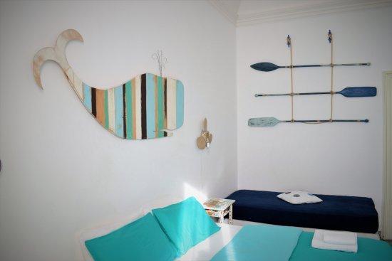 Catania Bedda Bed and Breakfast: Camera Quadrupla