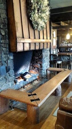 Peaks of Otter Lodge  Restaurant Photo
