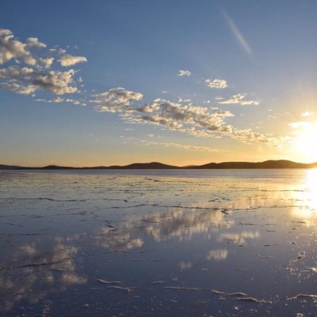 Kingoonya, Australië: Lake Gairdner National Park