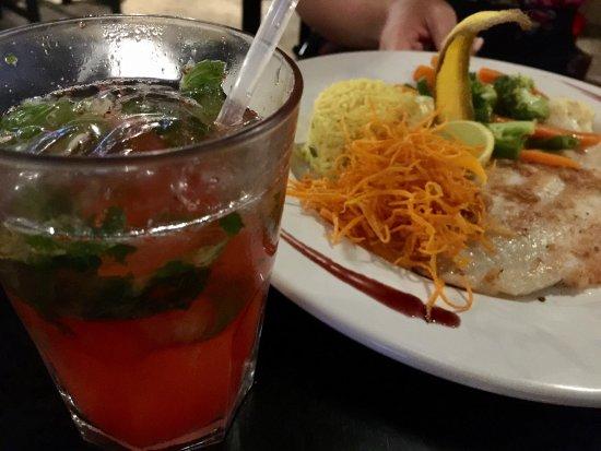 Cafe Ole: Fish dinner