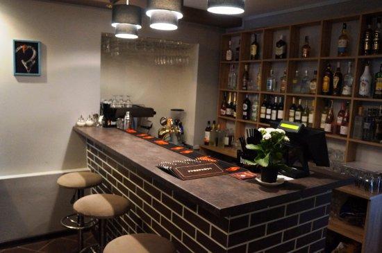 Cafe GrilVil: Прекрасное барное меню