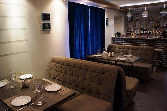 Cafe GrilVil: Уютно и комфортно