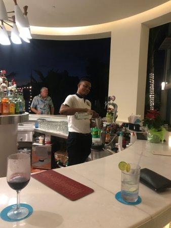 Azul Beach Resort Negril by Karisma: Odane Jamaica'n us all happy!
