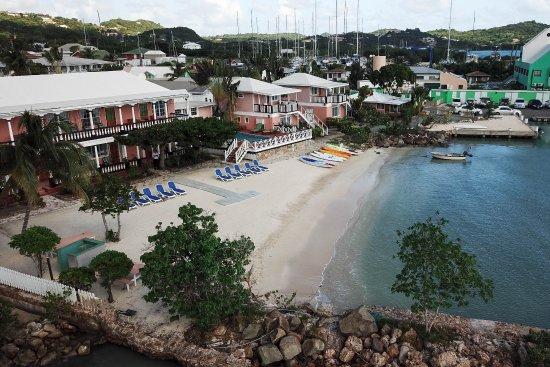 The Catamaran Hotel