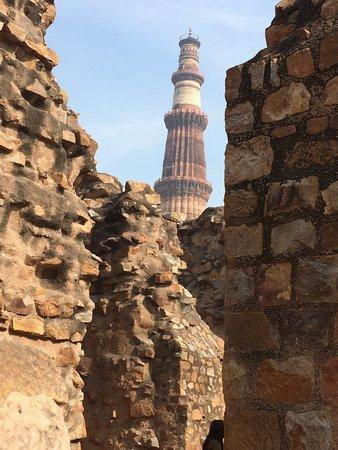 Qutub Minar: De minar