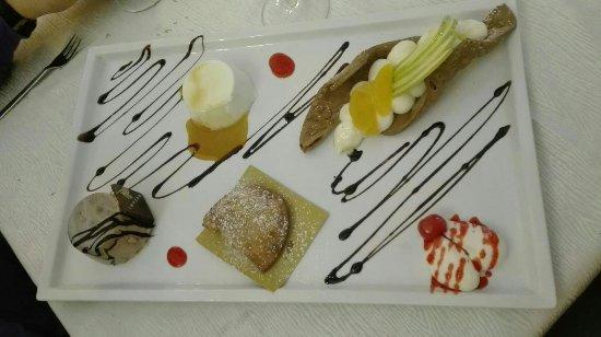 La Locandiera di Palazzo Bellomo: Degustazione di dolci
