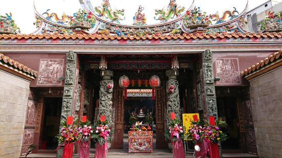 Tiantan Tiangong Temple: 正面から見たところ