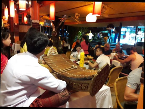 Sala Thai Restaurant: Live Thai Classical Music