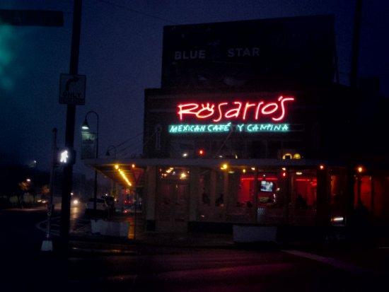 Rosario's Mexican Cafe Y Cantina: Since 1992