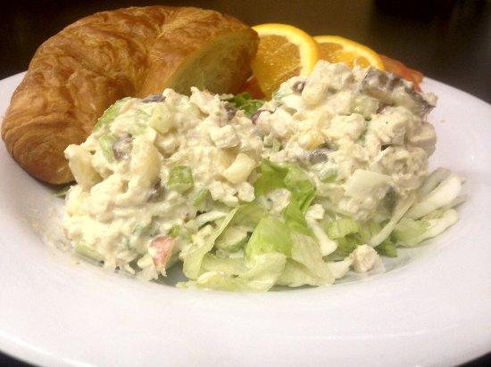 Around the Corner: Chicken Salad