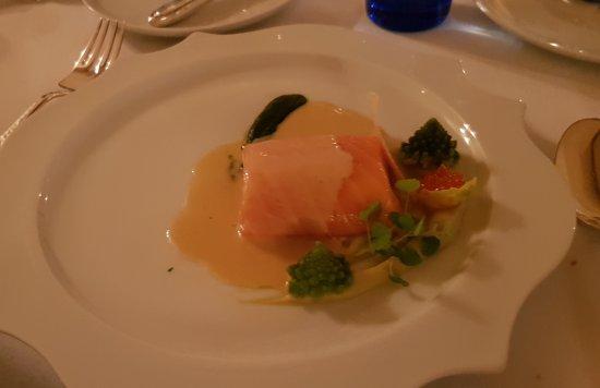 Lea Linster: Salmon