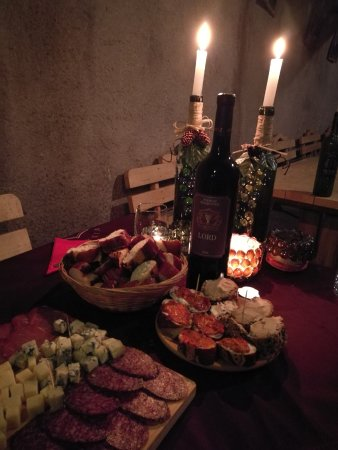 Podium Panajotovic: Wine tasting at Wine Cellar Panajotovic