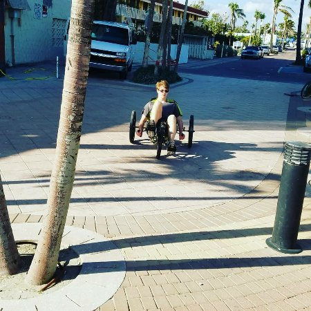 ‪Hollywood Beach Trikke‬
