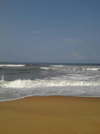 Wadduwa, Sri Lanka: Пенка