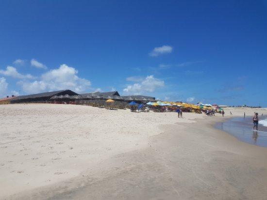 Barraca Belas Aguas: Playa de Belas Aguas