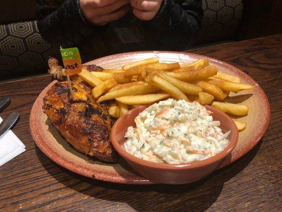 Nando's: chicken is amazing