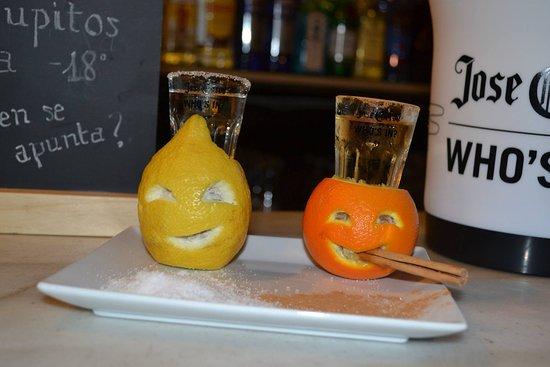 Terranova: ¿Ya has probado nuestro tequila Jose Cuervo a -17 grados?