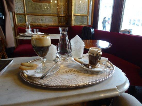 Cafe Florian: chique koffie