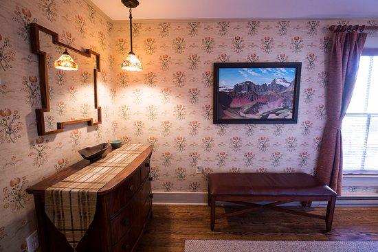Gay Street Inn: Mountain Room