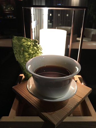 O'Bar (NUO Hotel Beijing): This is also a drink! Doctor Tea as far as I remember ;)