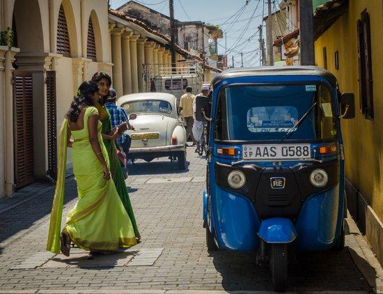 Chauffeur.lk: galle , classée au patrimoine mondial