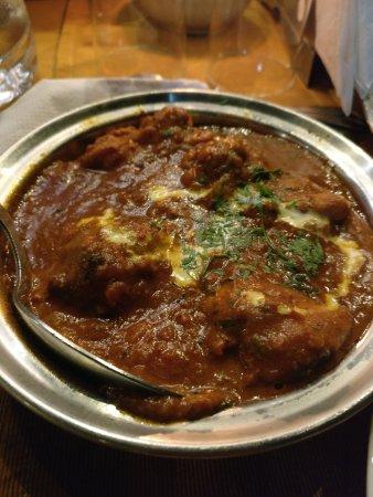 Souza Lobo: Chicken Masala