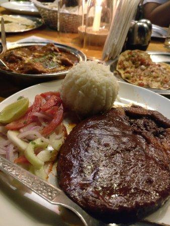 Souza Lobo: Dinner
