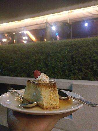Souza Lobo: Creme Custard