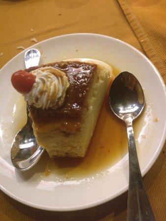 Souza Lobo: Caramel Custard