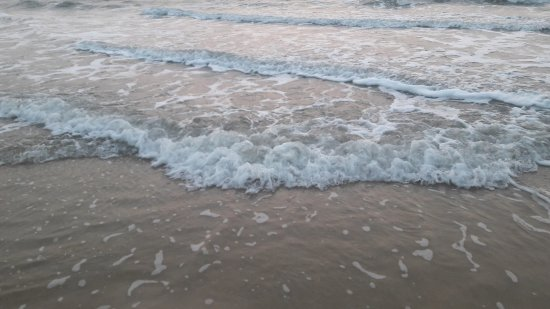 Betalbatim Beach: Beach