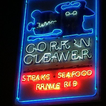 Cork 'N Cleaver Steak & Seafood