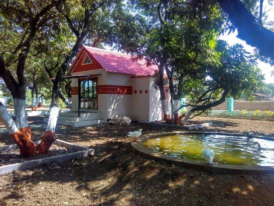 Entrance - Picture of Sarovar Farm, Gir National Park - Tripadvisor