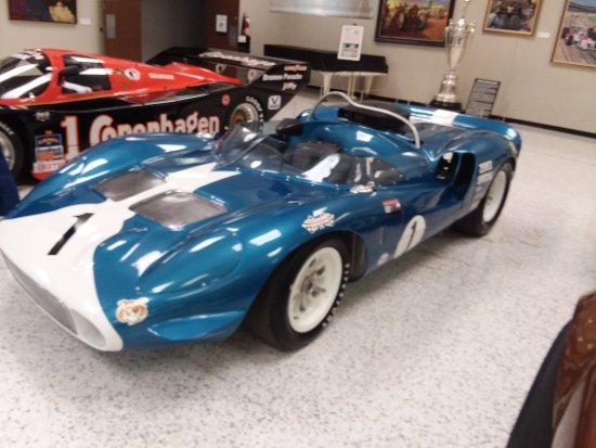 Indianapolis Motor Speedway Museum: cars