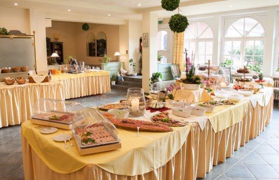 Nordseehotel Freese: Frühstücksbuffet