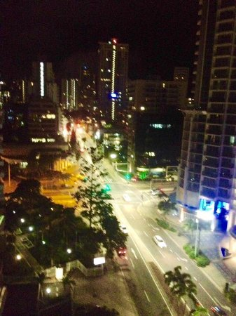 Vibe Hotel Gold Coast: Room View