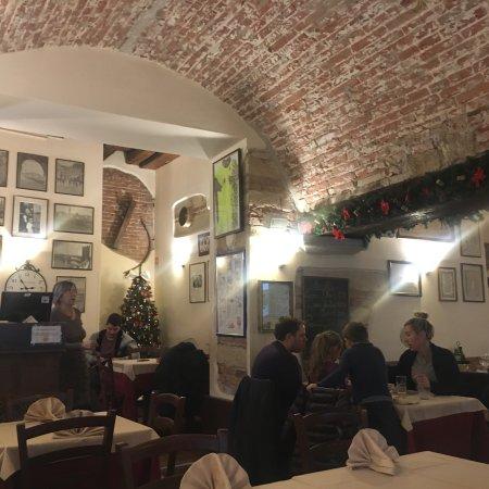 Trattoria alla Colonna: Muy rico todo