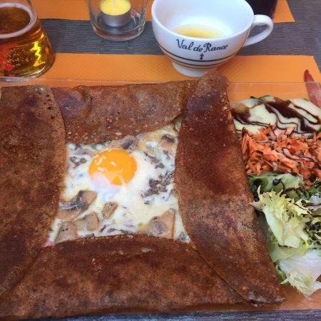 Creperie des hussards altkirch restaurant avis num ro for Restaurant altkirch