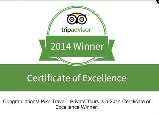 Piko Travel: 2014