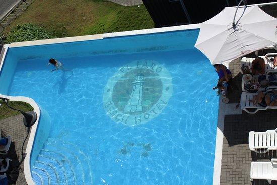 El Faro Beach Hotel: POOL