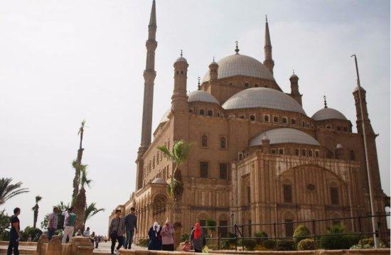 mosque - カイロ、ムハンマド・...