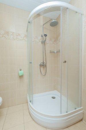 Tourist Base Zaostrovye: Ванная комната