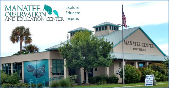Fort Pierce, FL: The Manatee Center was established in 1996 as St. Lucie County's first environmental center.